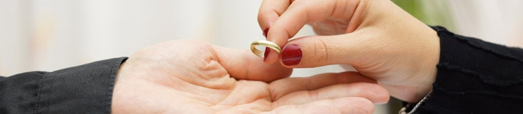 The effect of marriage and divorce on your Will